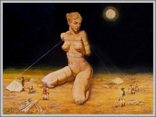 Пленение-Венеры